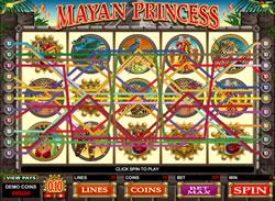 Mayan Princess Screenshot 2