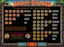 Mayan Princess Screenshot 4