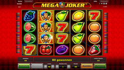 Mega Joker Screenshot 7