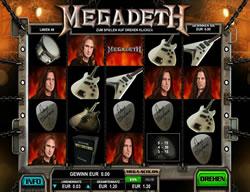 Megadeth Screenshot 1