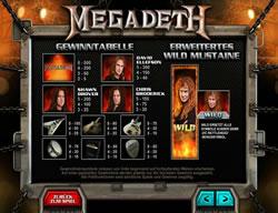 Megadeth Screenshot 3