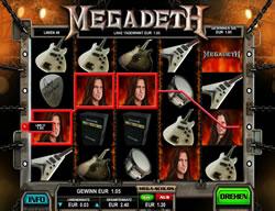 Megadeth Screenshot 5