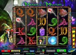 Merlin's Millions Screenshot 1