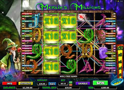 Merlin's Millions Screenshot 2