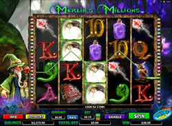 Merlin's Millions Screenshot 4