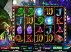 Merlin's Millions Screenshot 5