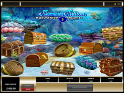 Mermaid Millions Screenshot 1