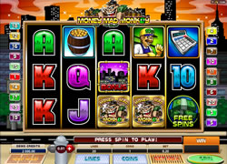 Money Mad Monkey Screenshot 1