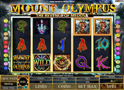 Mount Olympus Screenshot 1