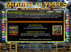 Mount Olympus Screenshot 2