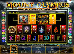 Mount Olympus Screenshot 3