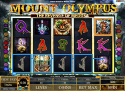 Mount Olympus Screenshot 9