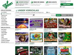Mister Green Screenshot 17