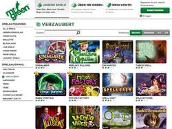 Mister Green Screenshot 7