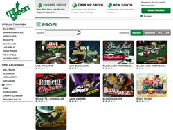 Mister Green Screenshot 9