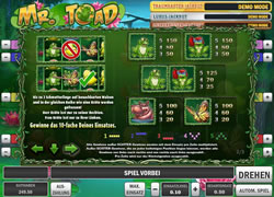 Mr Toad Screenshot 4