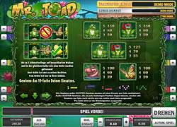 Mr Toad Screenshot 4