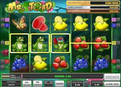 Mr Toad Screenshot 5