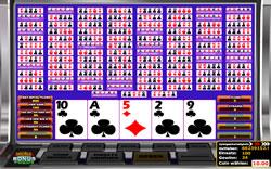Multihand Video Poker Screenshot 3