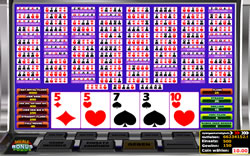 Multihand Video Poker Screenshot 5