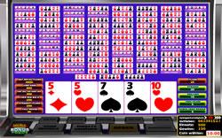 Multihand Video Poker Screenshot 5