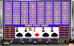 Multihand Video Poker Screenshot 8