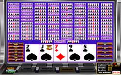 Multihand Video Poker Screenshot 8