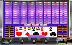 Multihand Video Poker Screenshot 9