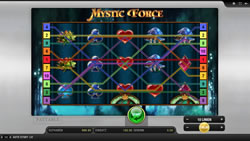 Mystic Force Screenshot 1