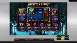 Mystic Force Screenshot 2