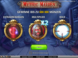 Mythic Maiden Screenshot 3