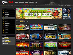 NetBet Casino Screenshot 3