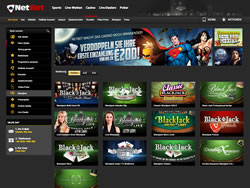 NetBet Casino Screenshot 5