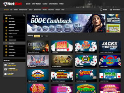 NetBet Casino Screenshot 6
