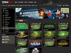 NetBet Casino Screenshot 8