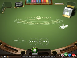 Oasis Poker Screenshot 1