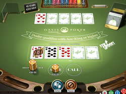 Oasis Poker Screenshot 10