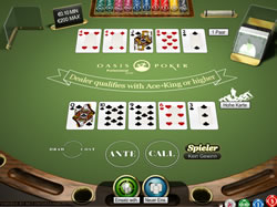Oasis Poker Screenshot 3