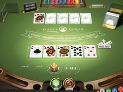 Oasis Poker Screenshot 4