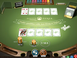 Oasis Poker Screenshot 6