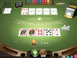 Oasis Poker Screenshot 7
