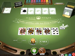 Oasis Poker Screenshot 9