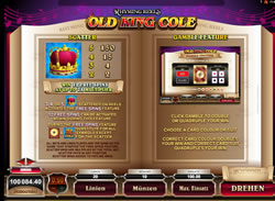 Old King Cole Screenshot 3