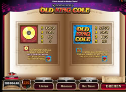 Old King Cole Screenshot 4
