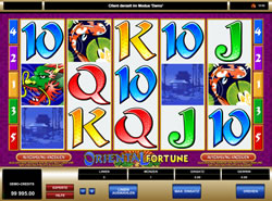 Oriental Fortune Screenshot 1