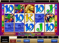 Oriental Fortune Screenshot 10