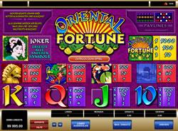 Oriental Fortune Screenshot 3