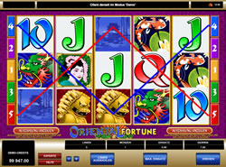 Oriental Fortune Screenshot 9
