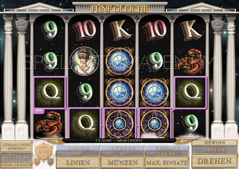 gutes online casino griechische götter symbole