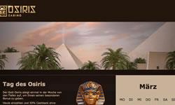 Osiris Casino Screenshot 3
